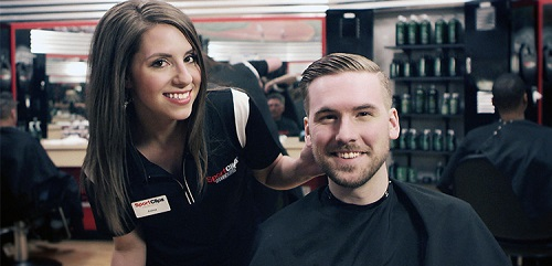 Sport Clips Haircuts of Wyckoff at Boulder Run ​ stylist hair cut
